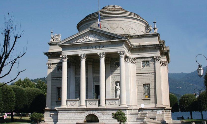 Tempio Voltiano.