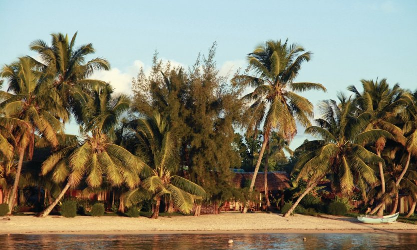 El encanto tropical de Sainte-Marie