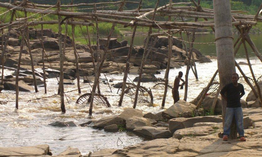 Les pêcheurs Wagenia