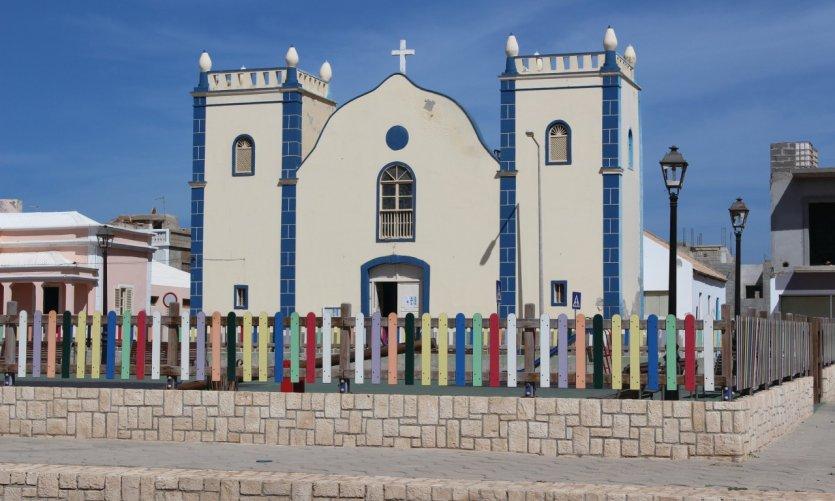 Cathédrale de Sal Rei
