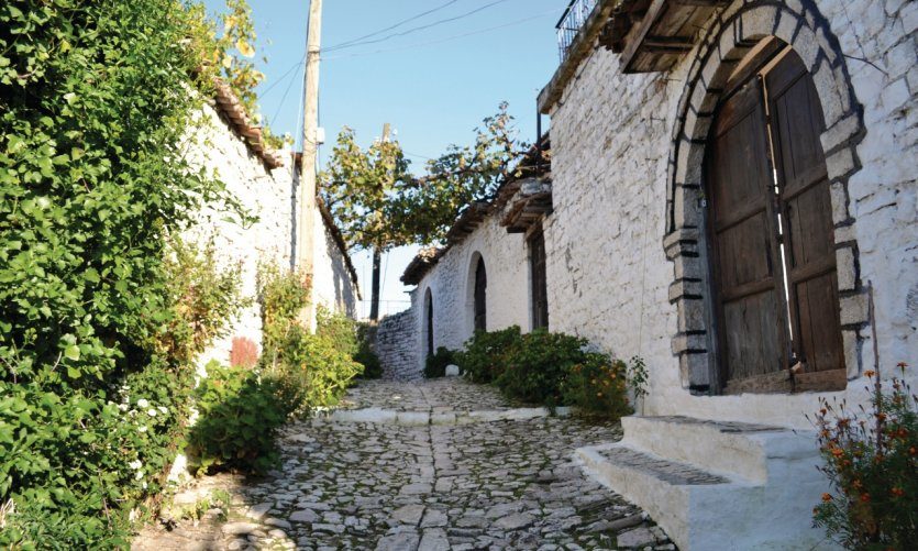 Castle (Kalaja Berat).