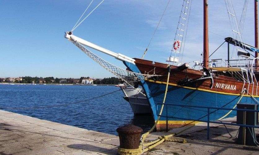 Port d'Umag.