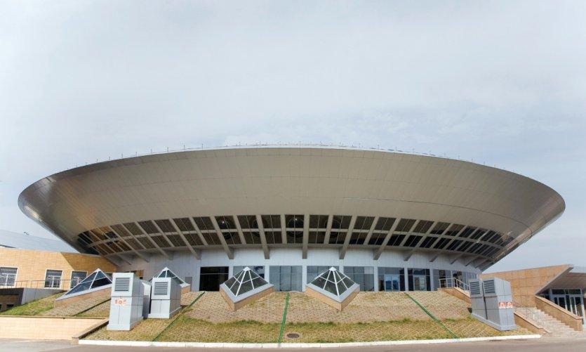 Cirque d'Astana.