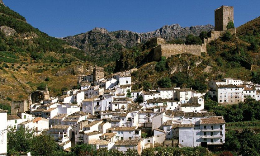 Cazorla est entourée de deux châteaux.