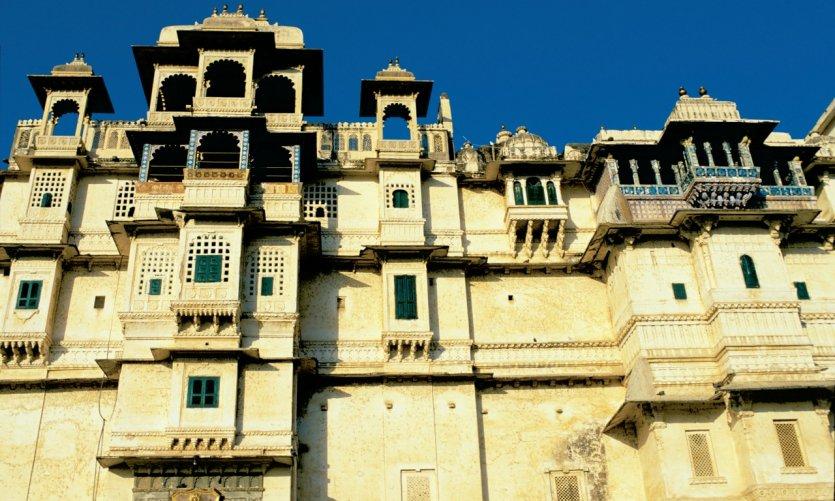 Le City Palace d'Udaïpur.