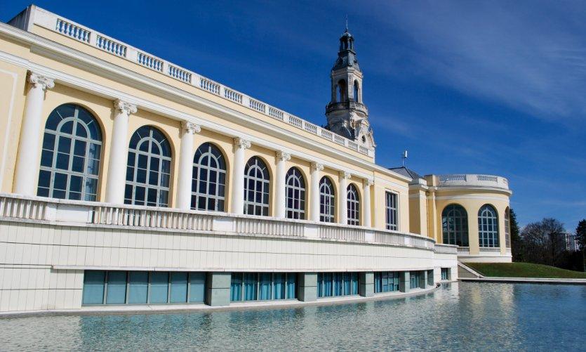 Le Palais Beaumont.