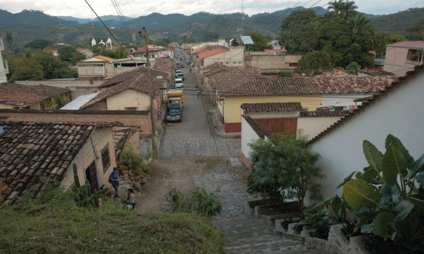 <p>Many travellers find accommodation in Gracias.</p>