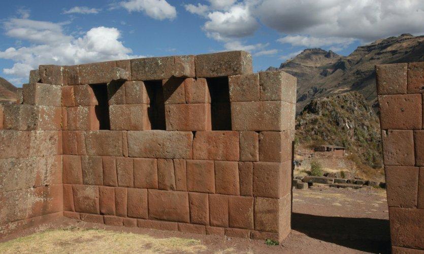 Cité inca de Písaq.