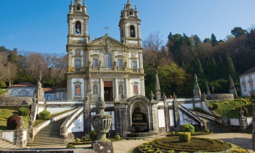 Sanctuaire Bom Jesus do Monte.
