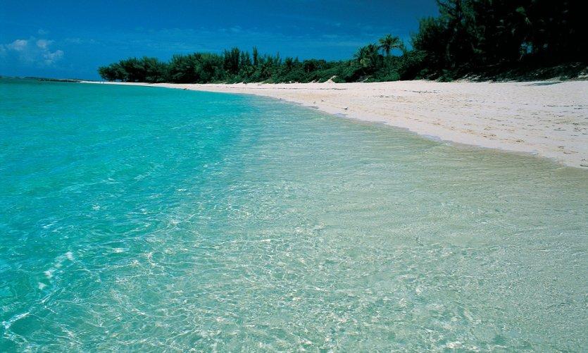 Playa de Nassau.
