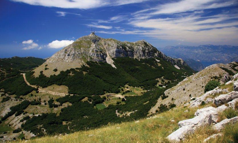 Parc national du Lovćen.