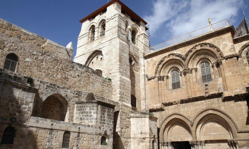 Eglise du Saint-Sépulcre.