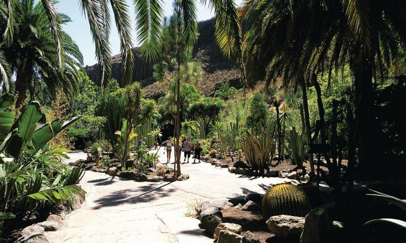Palmitos Park.