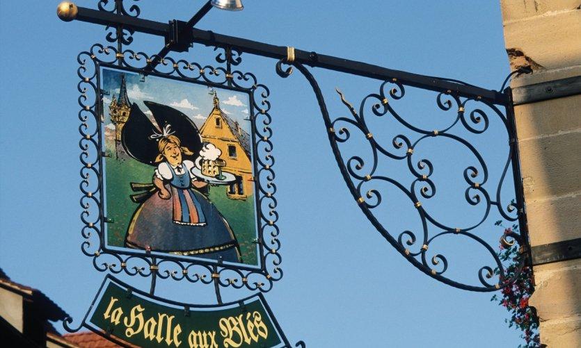 La Halle Aux Blés, un restaurant brasserie alsacien d'Obernai