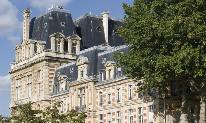 L'Hôtel de Ville de Versailles