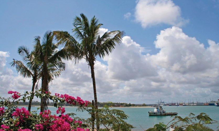 Port de Dar es Salaam