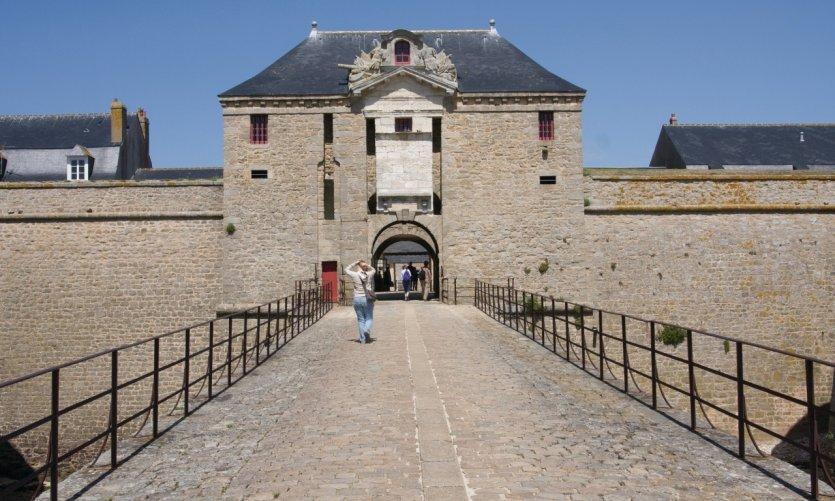 La citadelle de Port-Louis