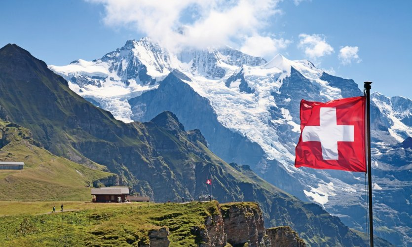 La gran torre de Suiza en 12 días
