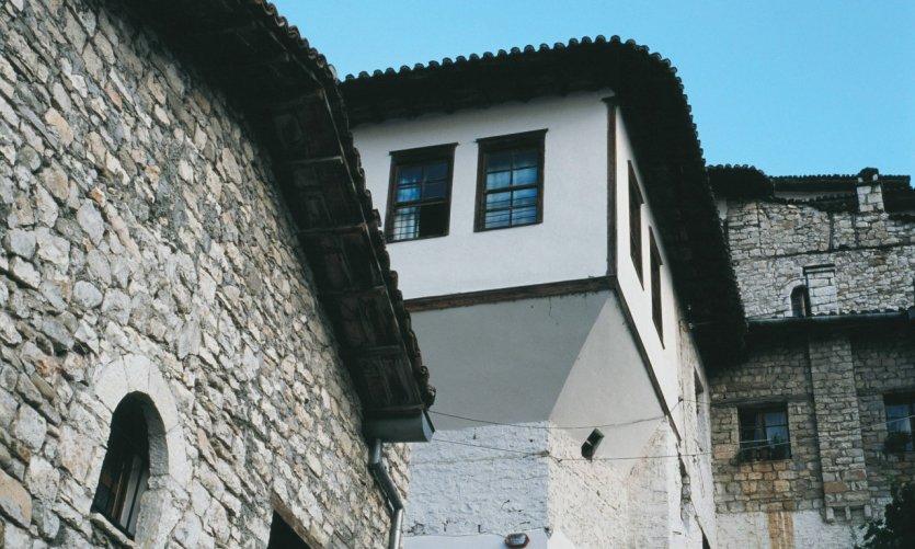 Old quarter of Berat.