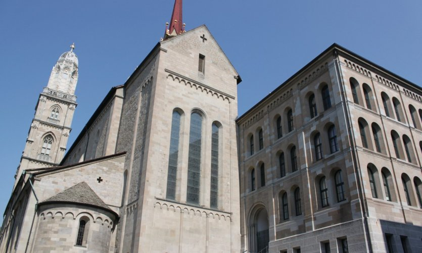 Architecture zurichoise.