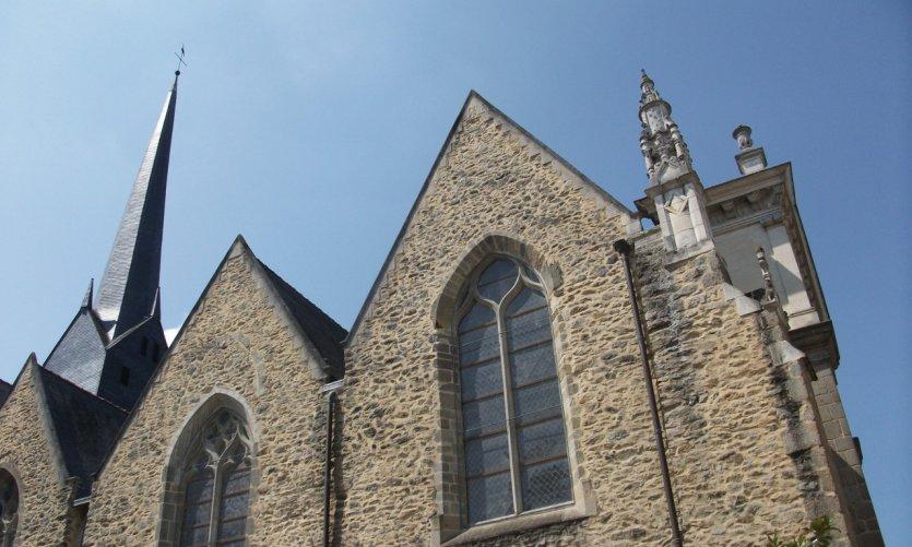 L'église Saint-Vénérand