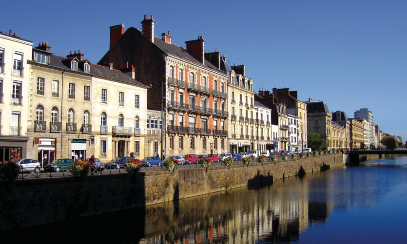 Les quais de la Vilaine