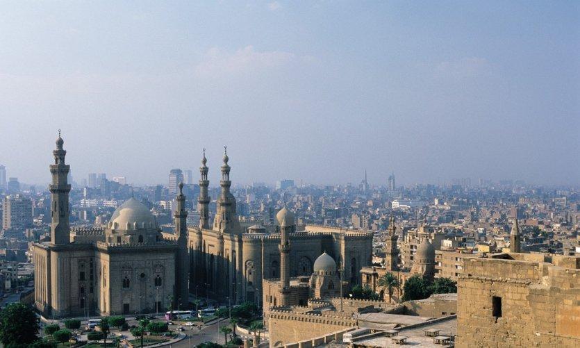 Mosquées Sultan Hassan et Er-Rifaï.
