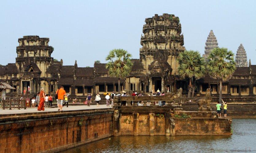 Découverte express d'Angkor