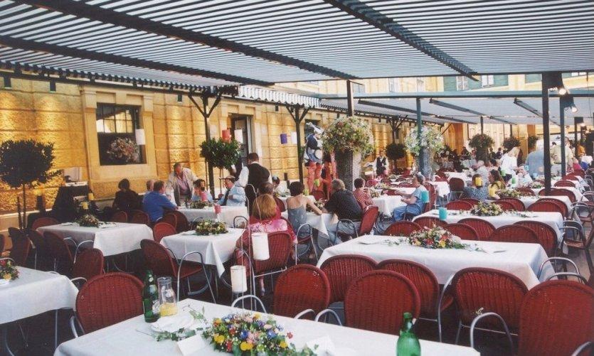 Café-Residenz Schönbrunn.