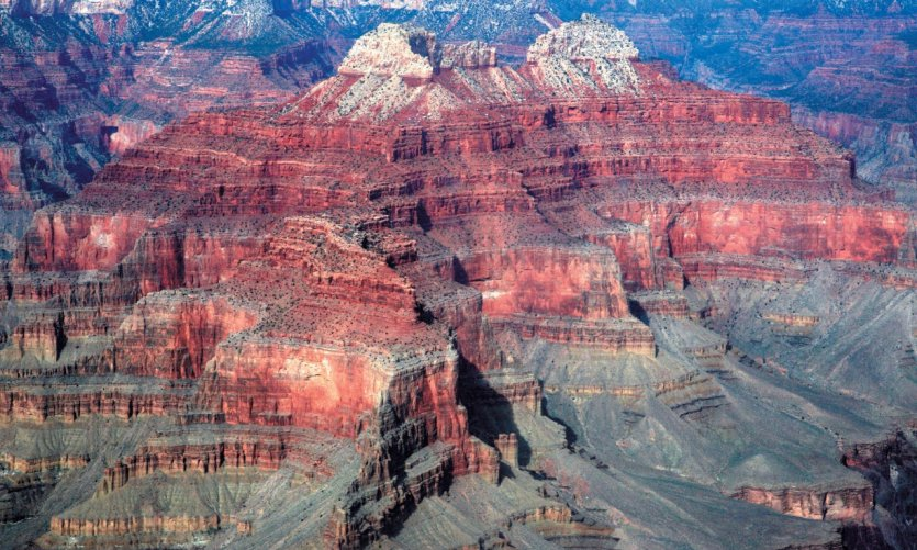 Panorama depuis Hopi Point.