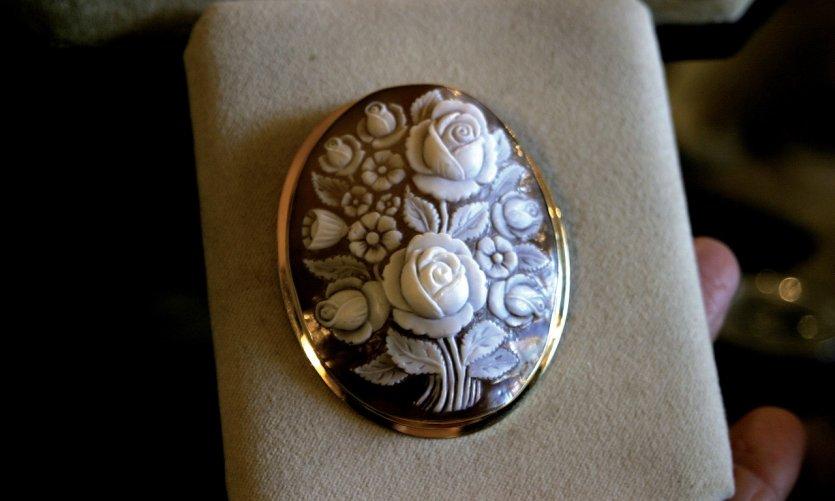 Camais, produit de l'artisanat napolitain.
