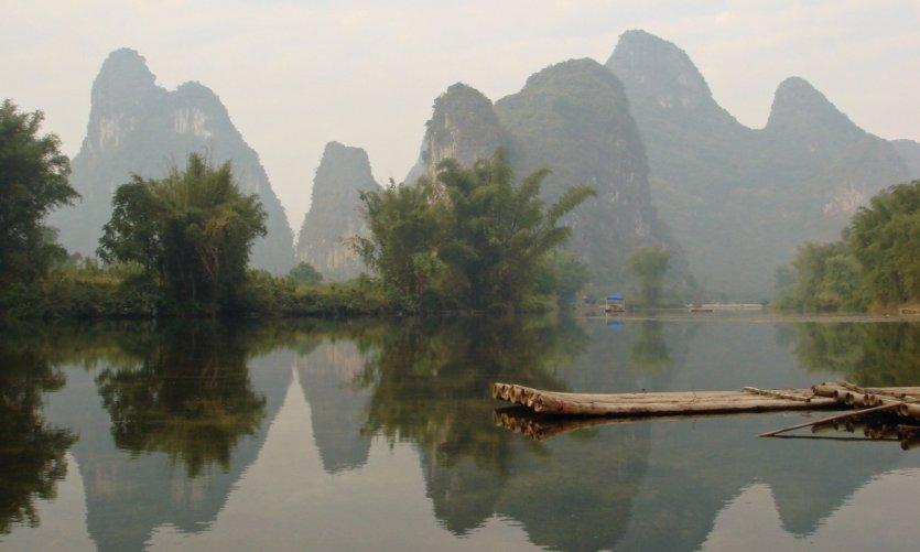 Karst de Yangshuo.