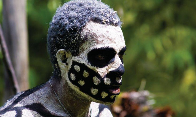 <p>Skelleton. Personaje de una obra de teatro en el pueblo de Mindima.</p>