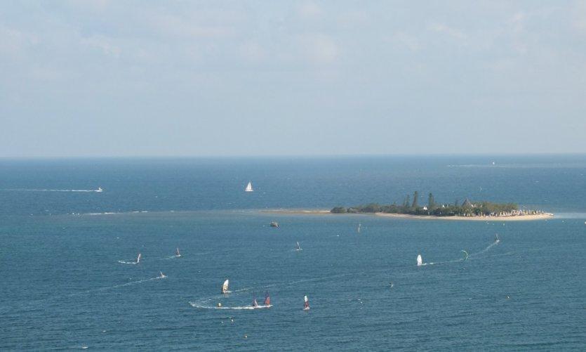 <p>L'île aux Canards.</p>