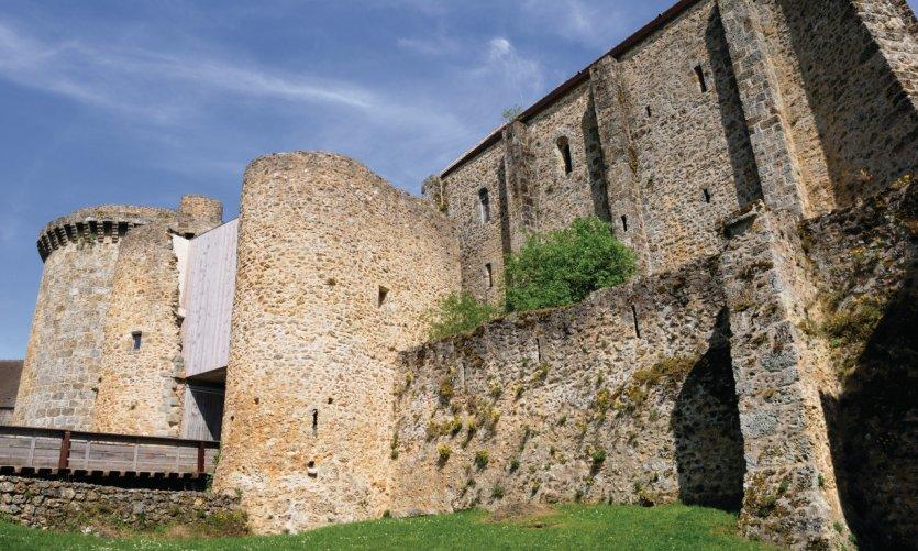 Yvelines guide touristique petit fut - L orangerie la madeleine ...