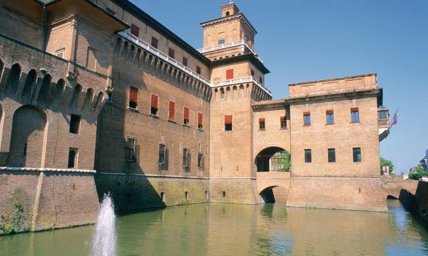 Castello Estense.