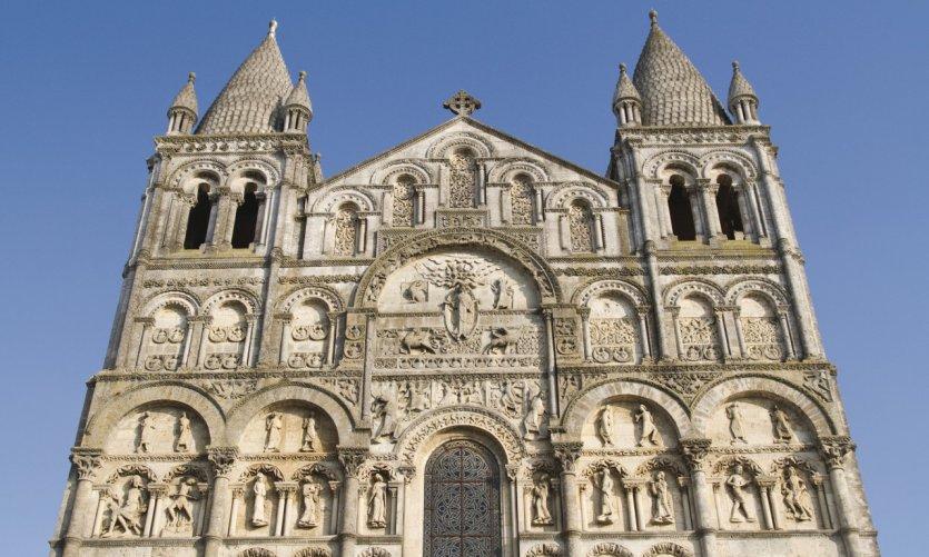 La cathédrale Saint-Pierre d'Angoulême