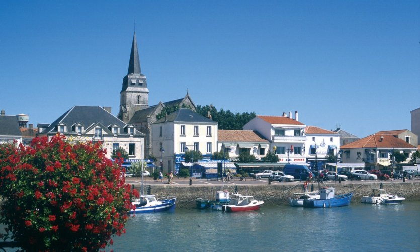 Hotel Saint Gilles Croix De Vie
