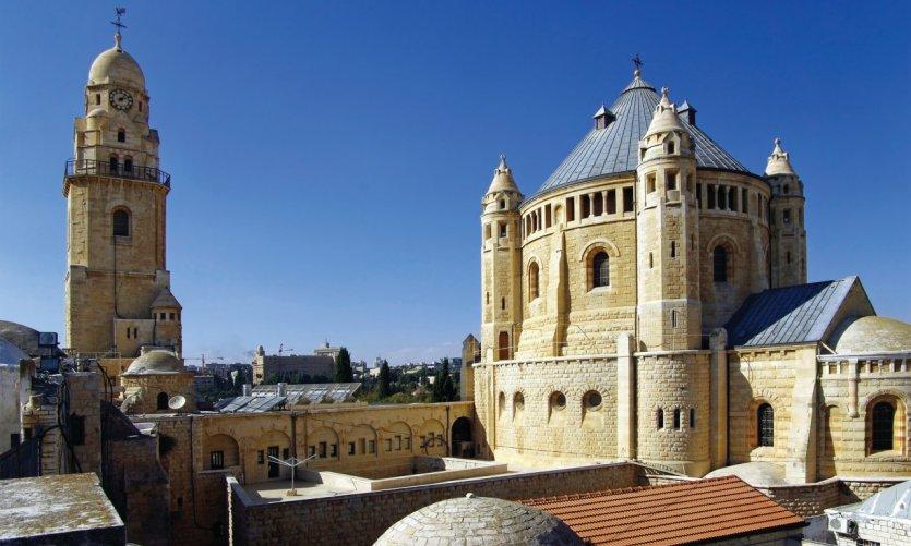 Abbaye de la Dormition de Jérusalem.