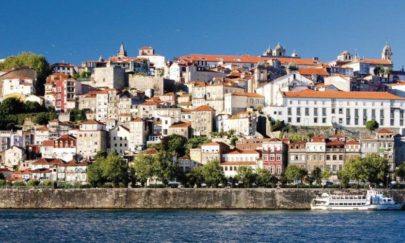 Ville de Porto.