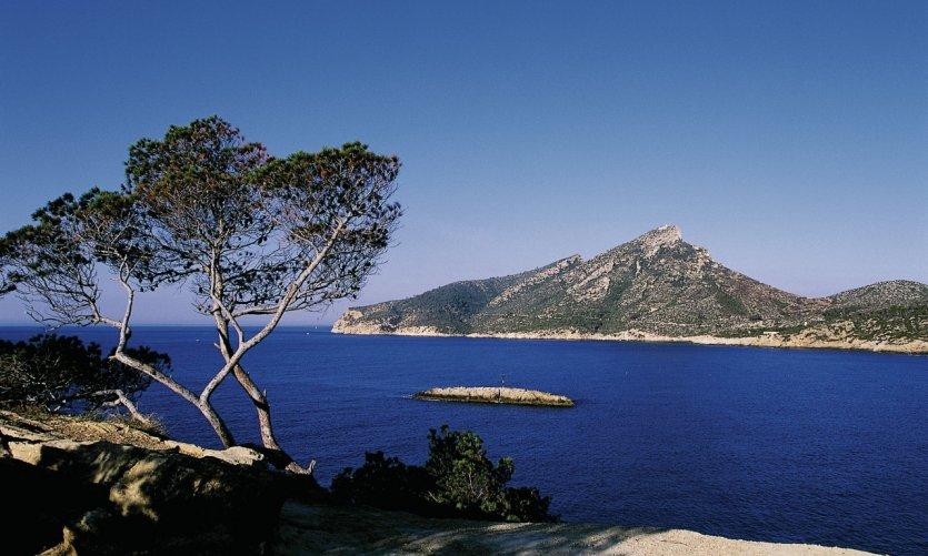 L'île de Sa Dragonera classée parc naturel.