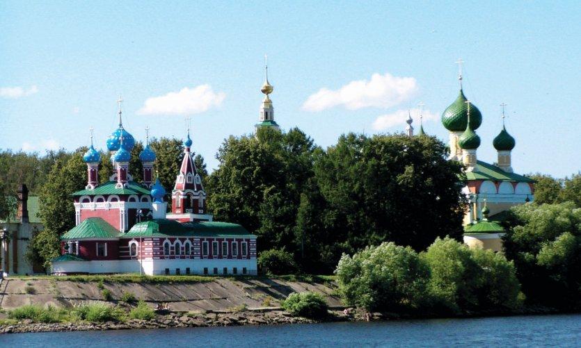 Kremlin d'Ouglitch.