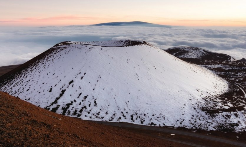 <p>Mauna Kea o