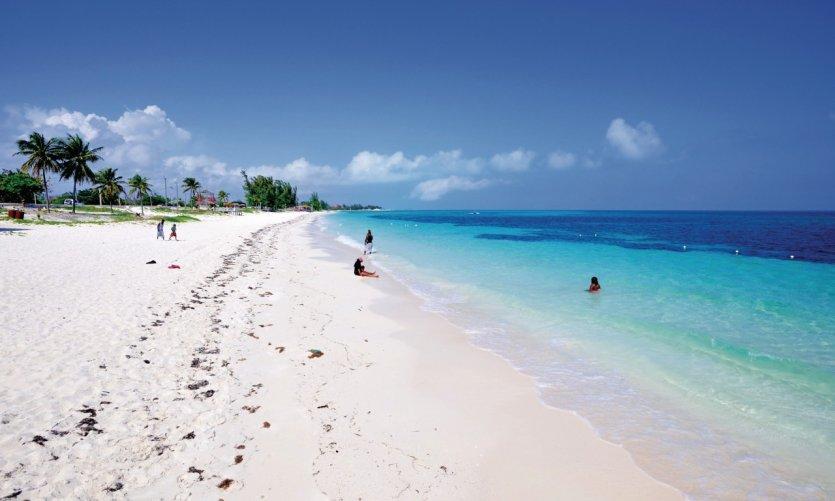 Grand Bahamas Island.