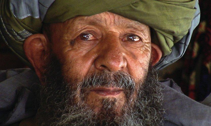 Portrait d'Afghan.