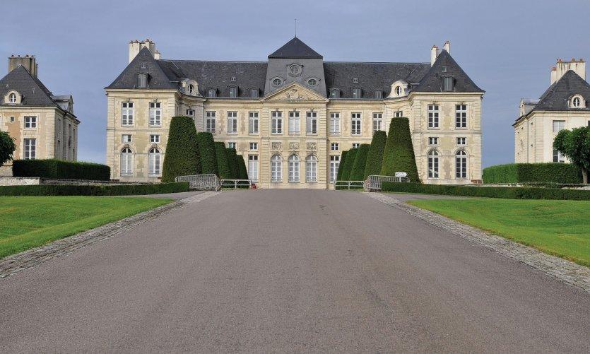 Le château de Brienne-le-Château