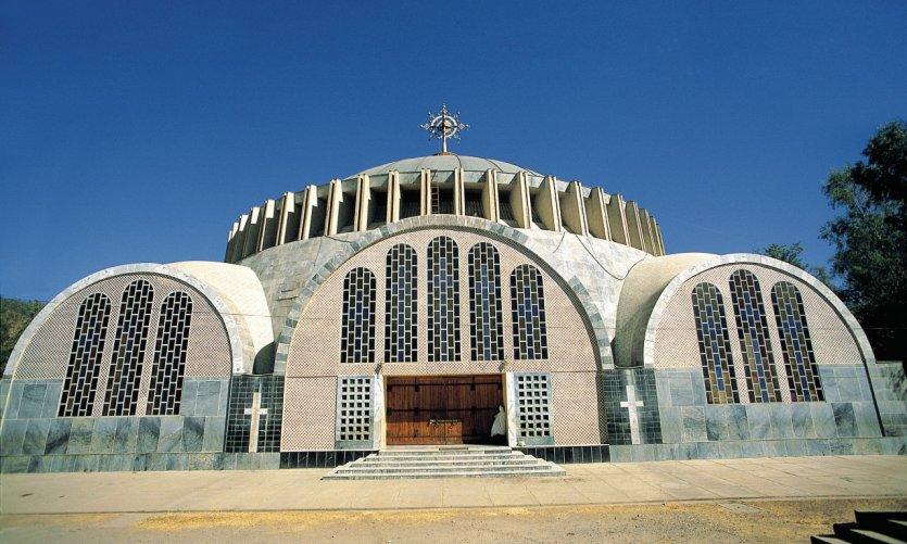 Église Sainte-Marie-de-Sion.