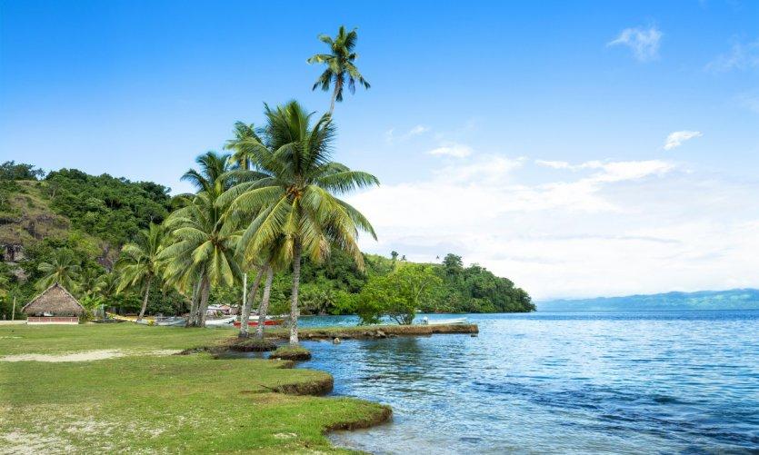 <p>Kioa Island.</p>