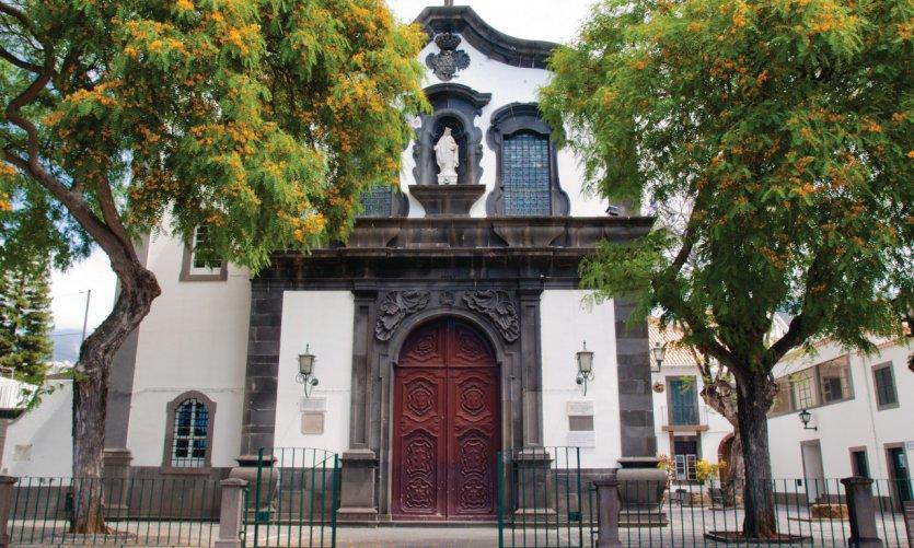 Church Santa Maria Maior.