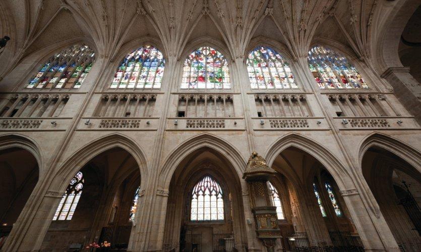 L'église Notre-Dame d'Alençon